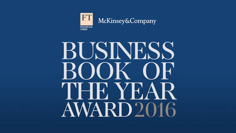 FT – Business Book of the Year 2016