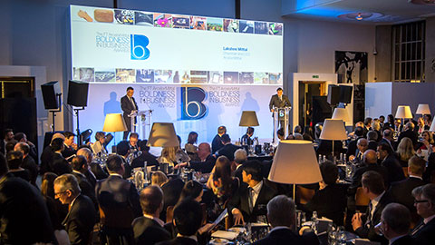 FT Arcelor Mittal Boldness in Business Awards, London 2017