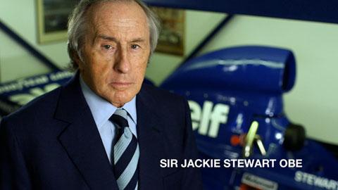Lend Lease – Sir Jackie Stewart