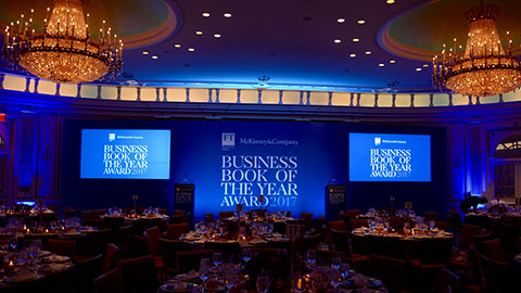 Financial Times and McKinsey Business Book of the Year Award 2017