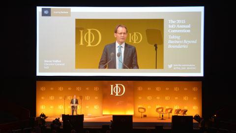 IoD – Annual Convention 2015