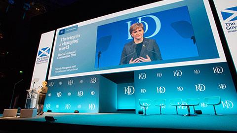 Institute of Directors – Annual Convention 2016
